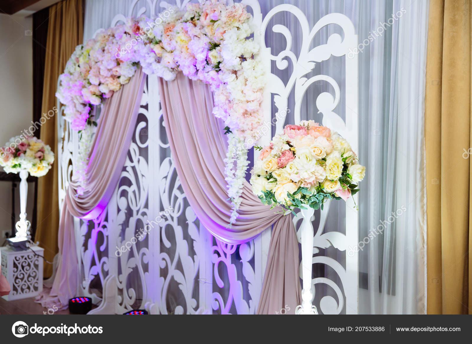 Wedding Decorations Wedding Arch Decoration Ideas For