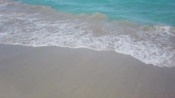 Amazing beach of Varadero Cuba during the day.