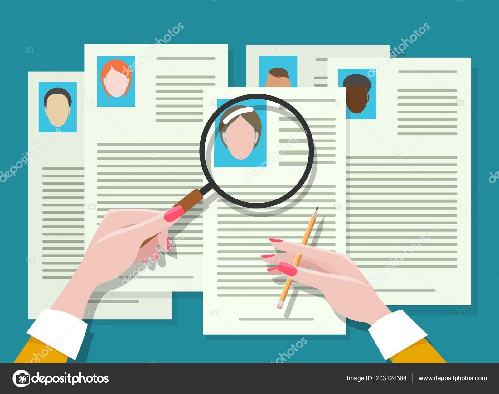 Job Stellenangebot Mitarbeiter Jäger Dokumente überprüfen