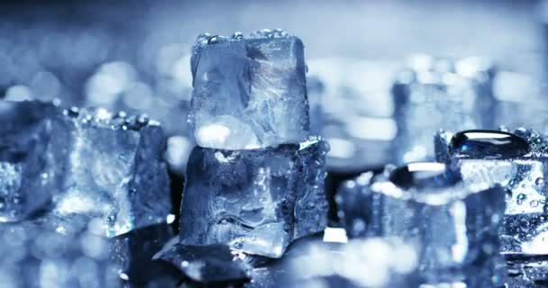 Zavřít video chladící kostky ledu