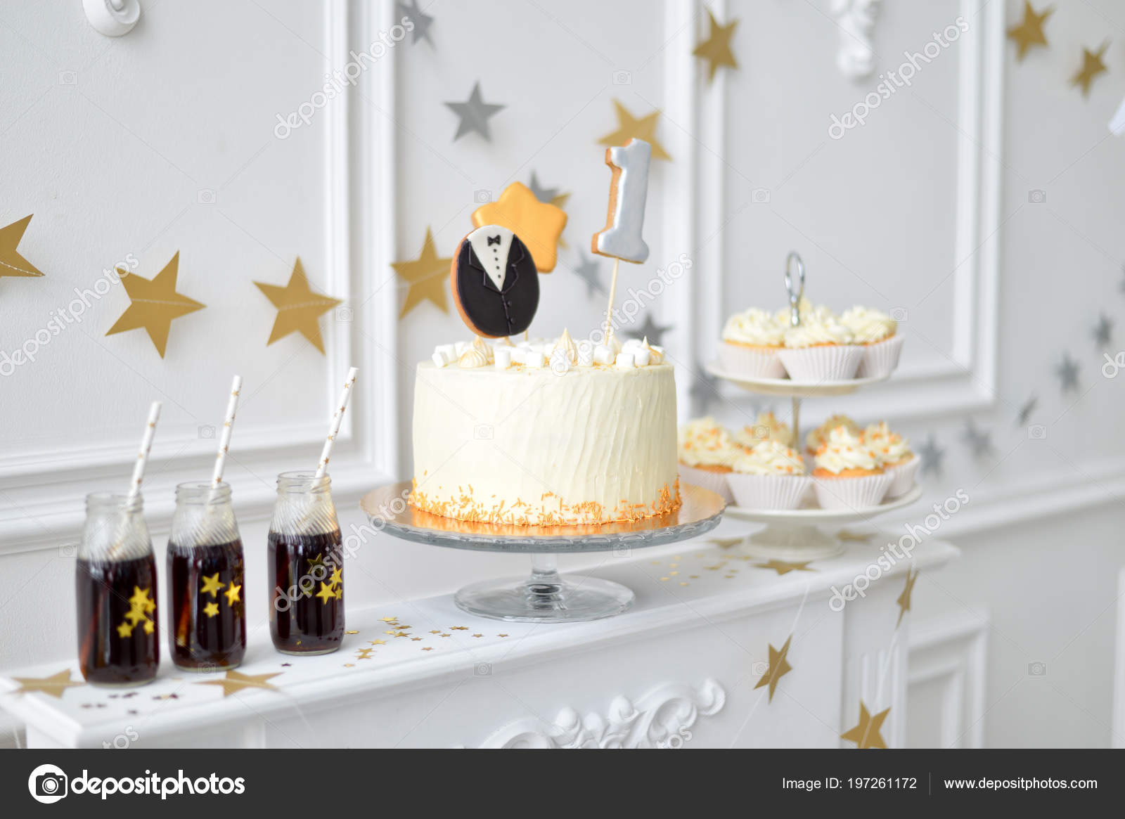Decoracion De Estrellas Para Fiestas Hermosas Decoraciones