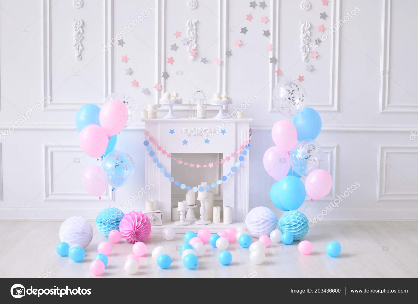 Birthday Decorations Ideas Decorations Holiday Party Lot Balloons