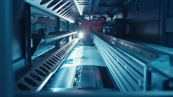 Velkoformátový tisk tiskáren na svitek papíru vysokou rychlostí