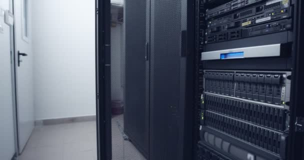 Daten Center große Serverraum
