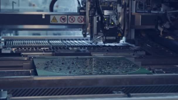 Haladó Smt gép alkatrészek helyez egy áramkör