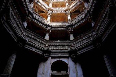 Adalaj Stepwell is a Hindu building in the village of Adalaj near Ahmedabad in the Indian state of Gujarat.