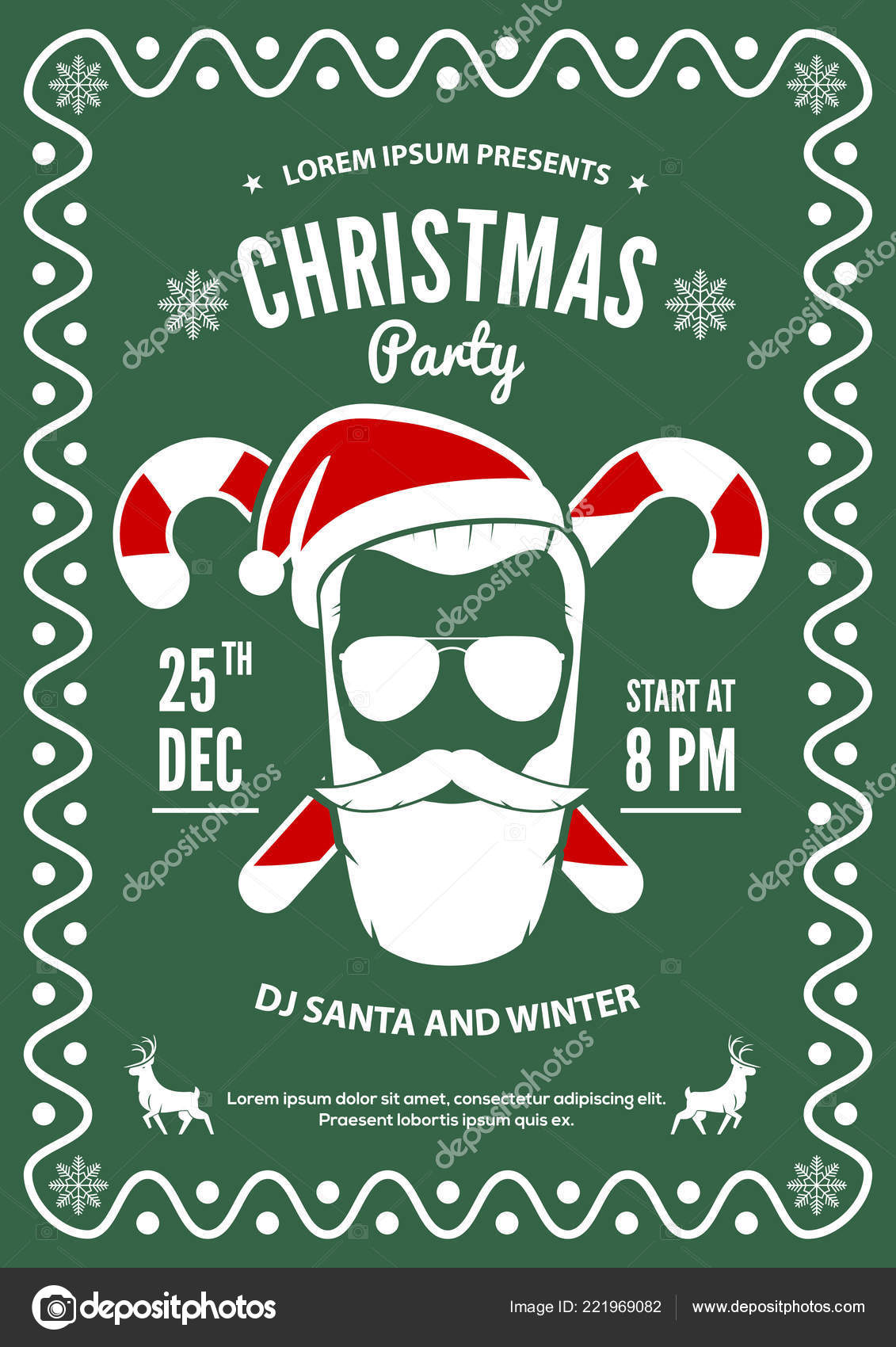 f016941d3d61e Christmas party invitation