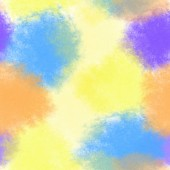 Akvarelu světlé pozadí abstraktní s barevné skvrny. vzor bezešvé ilustrace