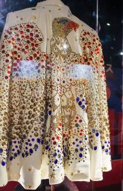 Elvis Presley Outfit at Graceland