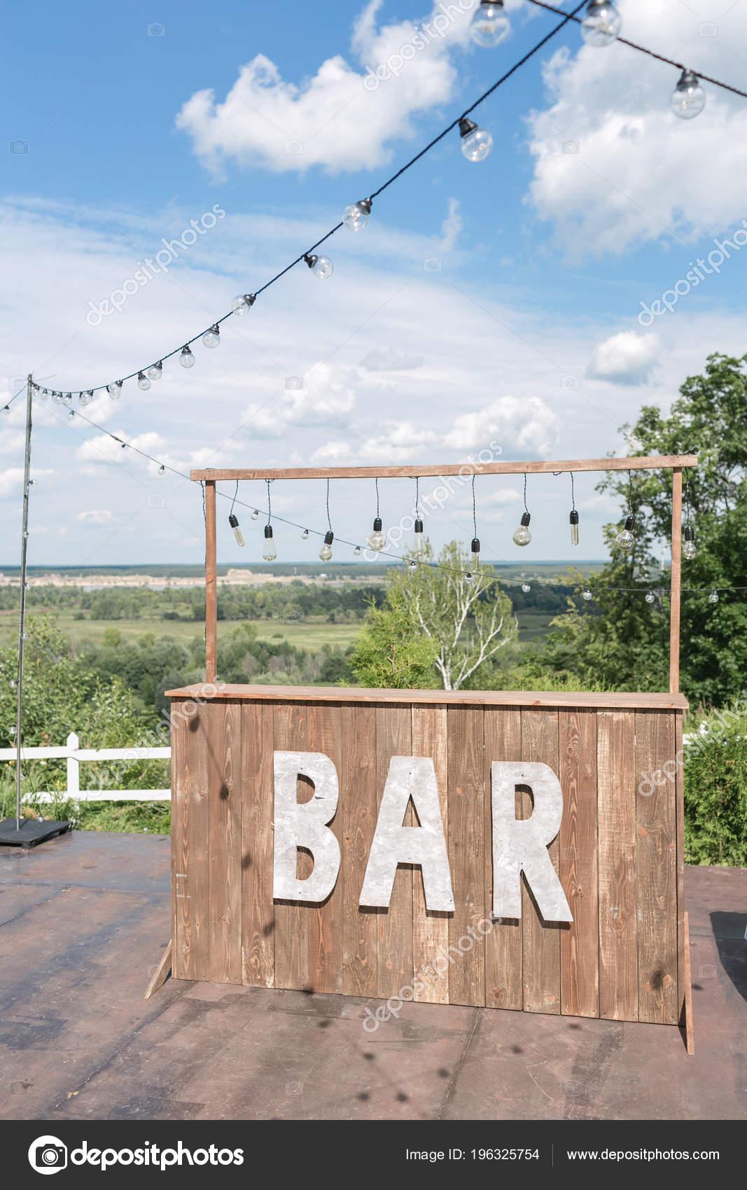 Simple Bar Concept Terrasse Sur La Terrasse Avec Des