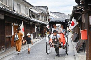 Kurashiki old town, Okayama, Japan