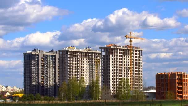 Urban housing estate