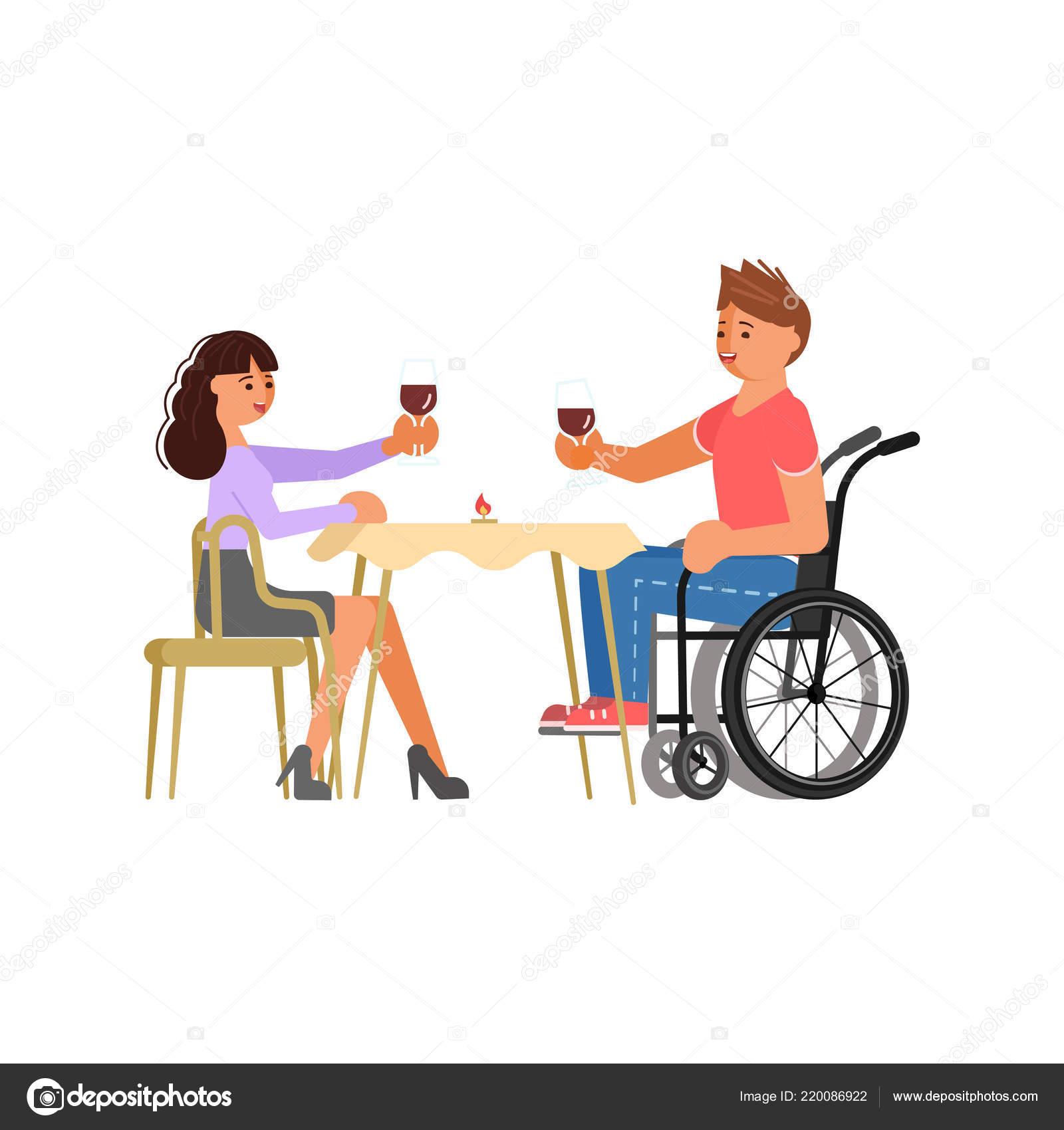Знакомства для инвалидов.