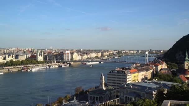 Lánchíd és Duna Budapesten
