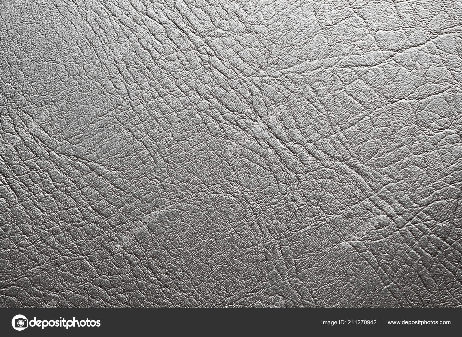 f63b405521ee Silver foil leather texure — Stock Photo © Interpas  211270942