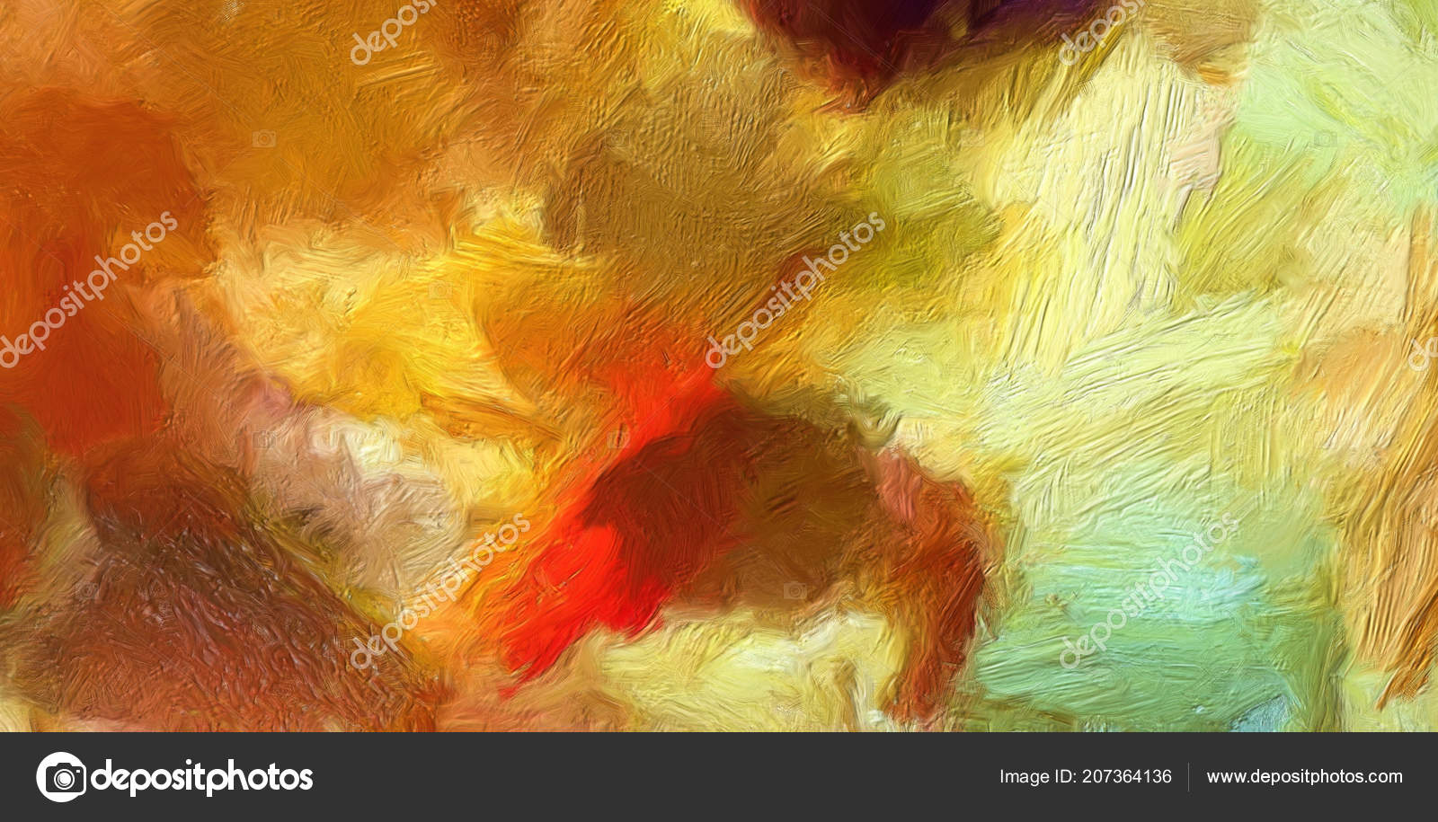 Modern Painting Wall Art Decor Abstract Drawing Background Design ...