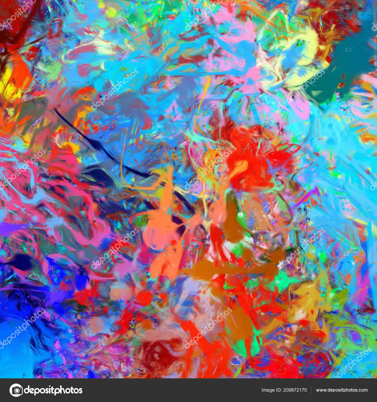 Abstract Art Computer Backgrounds Paint