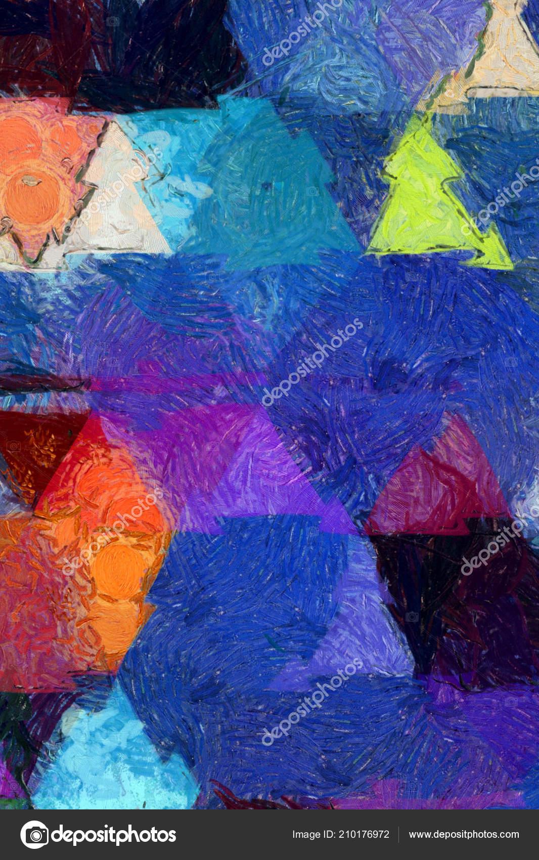 c0ce6545fc Αφηρημένη Ζωγραφική Τέχνη Τοίχων Τυπωμένη Ύλη Καμβά Λαδομπογιά Μοντέρνο  Σχέδιο– εικόνα αρχείου