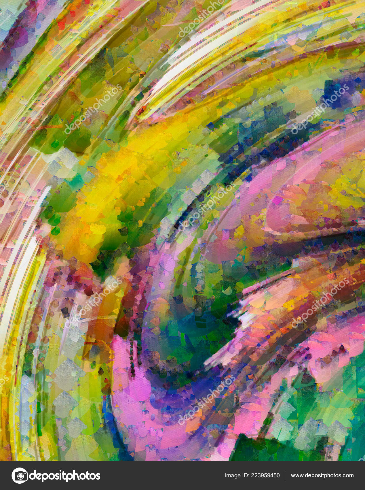 Contemporary Abstract Art For Sale
