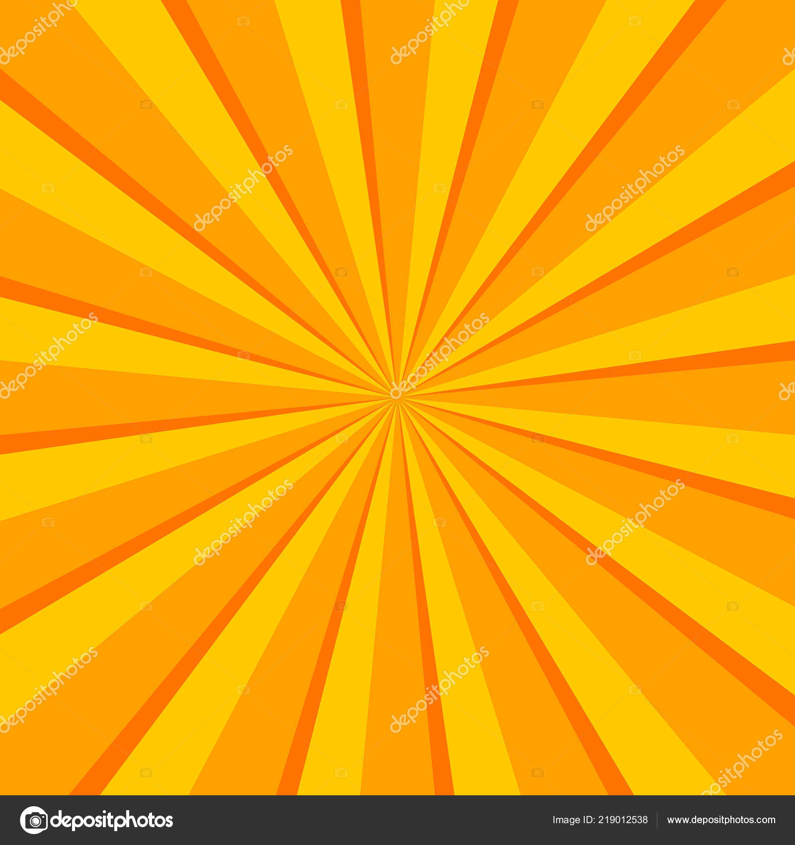 Rays Background Illustration For Your Bright Beams Design