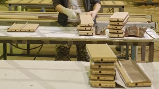 lamination of doors, drawing veneer, the production of interior doors