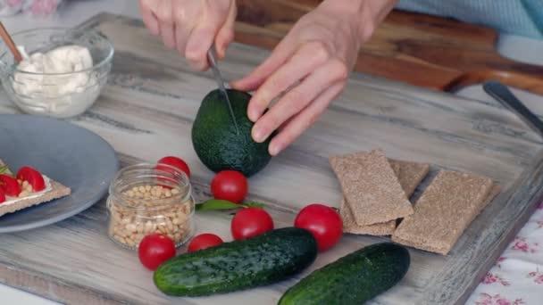 Vaření ve zdravé sendviči
