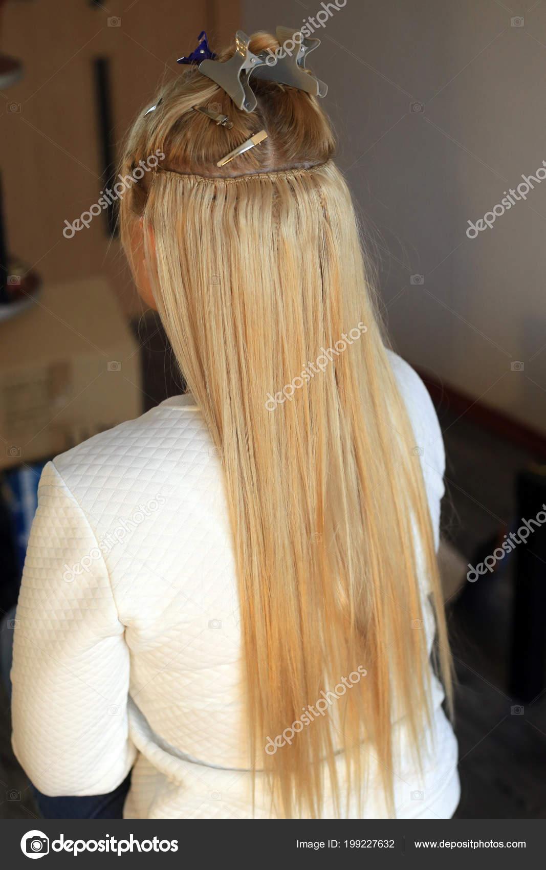 Haarverlangerung in afro shop