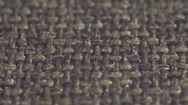 Texture knit textured fabric close up