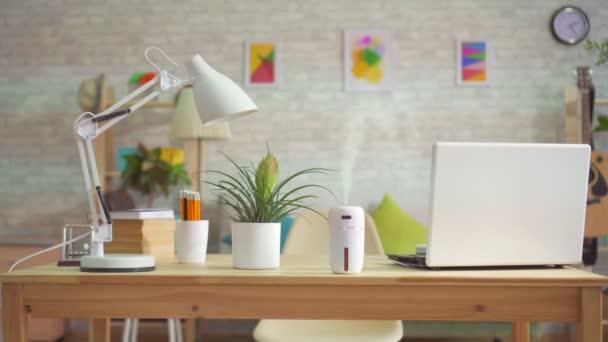 Ultrahangos párásító a modern apartmanokban