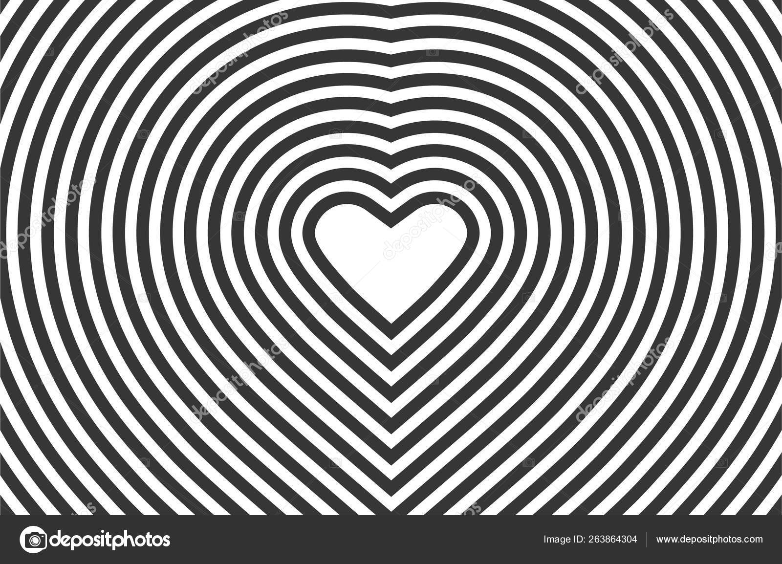 Striped background black and white Royalty Free Vector Image