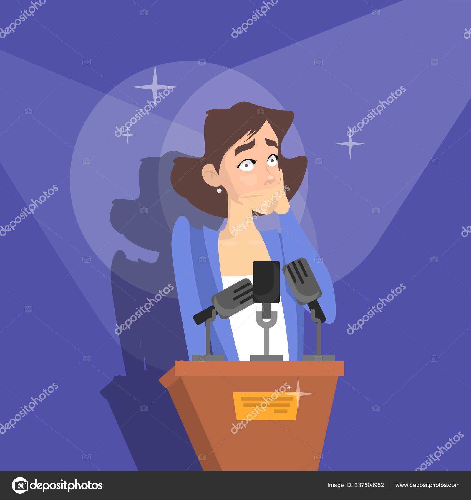 Miedo a hablar en publico psicologia