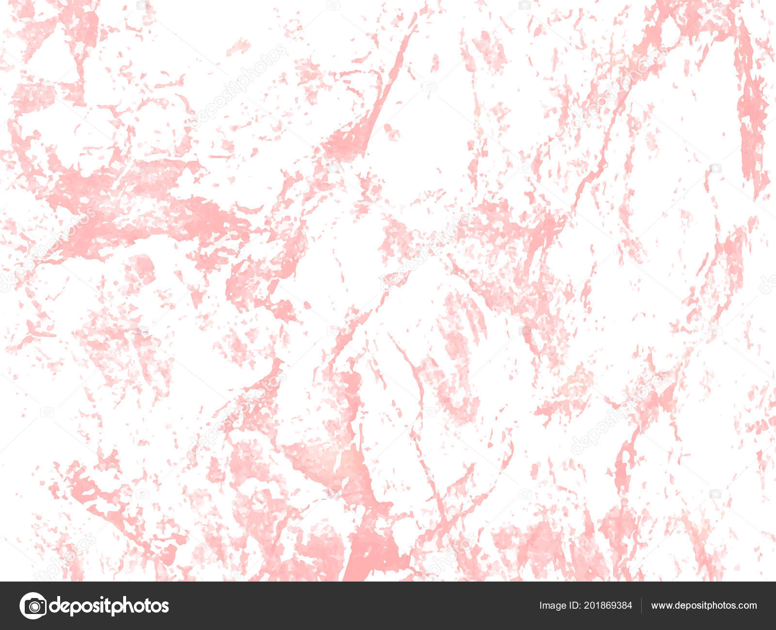 Vector Marble Rose Gold Background Marbling Texture Design Poster