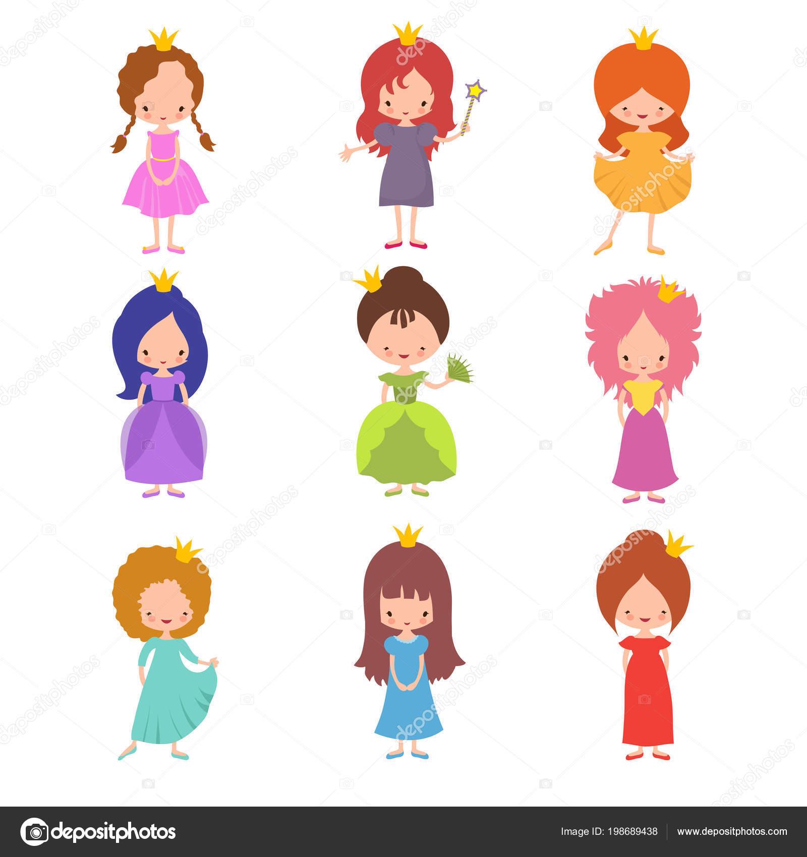 Little girl fashion show