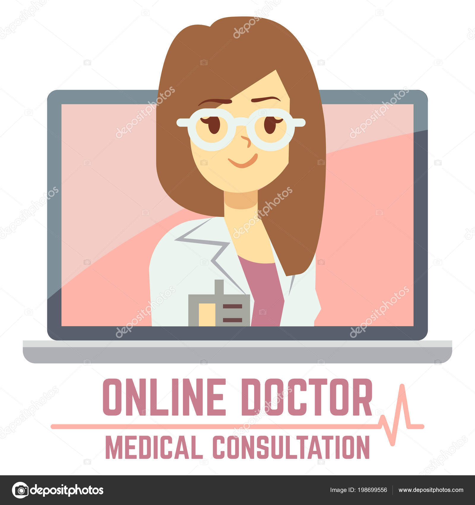 Doctor Consultation Banners Snowman Banners