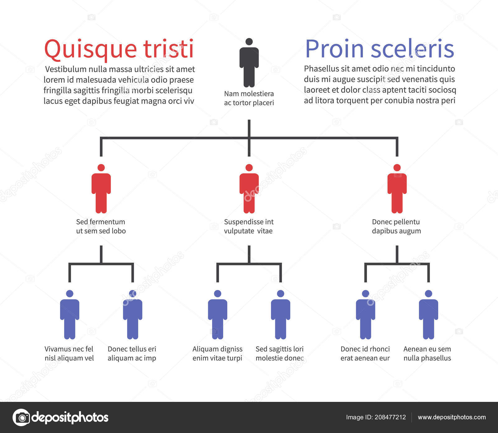 pyramid organizational structure