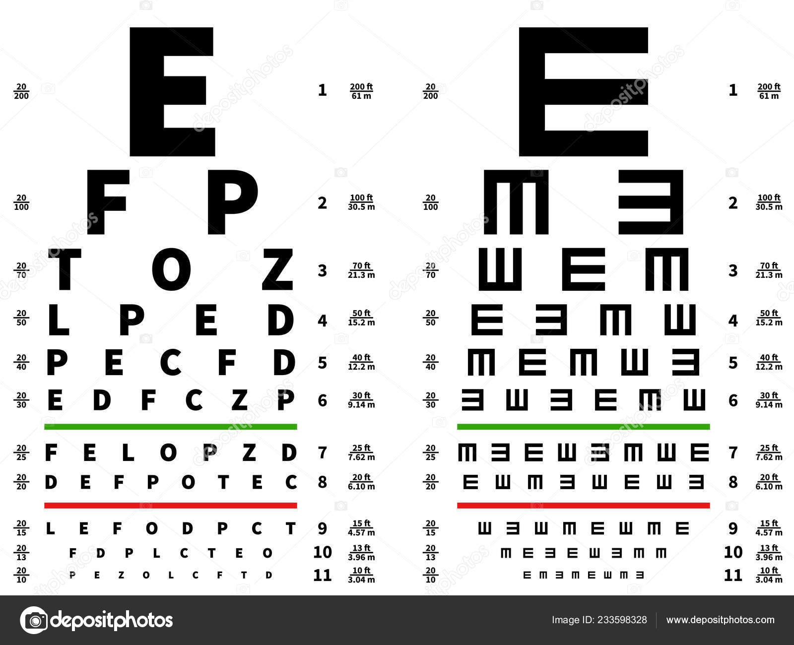 5fdf754a7f Mesa de pruebas, la visión gafas oftálmicas equipos de medida. Ilustración  de vector. Examen de comprobación prueba médica salud óptica, vista —  Vector de ...