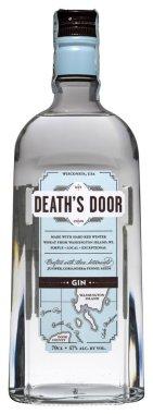 VENICE - JUNE 2018. Bottle of Gin Death's Door 70cl, 47%Vol.