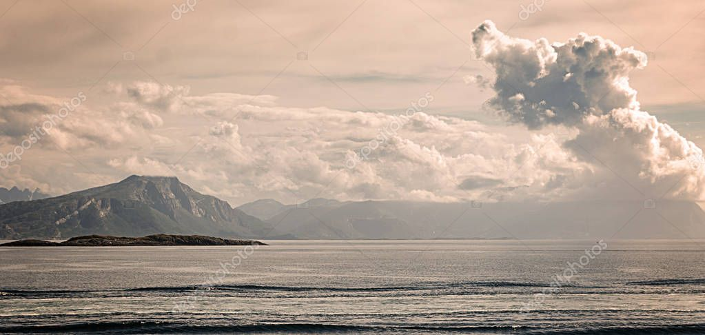 Helligver is an island group in the Vestfjorden in the municipality of Bod in Nordland county, Norway