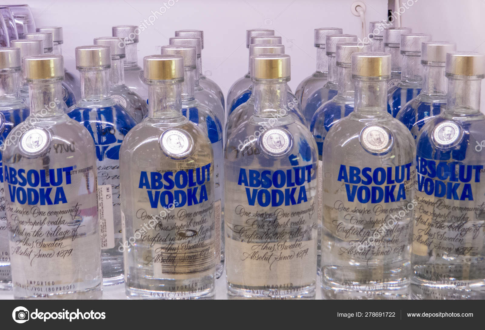 Absolut Vodka – Stock Editorial Photo © diego fiore1981