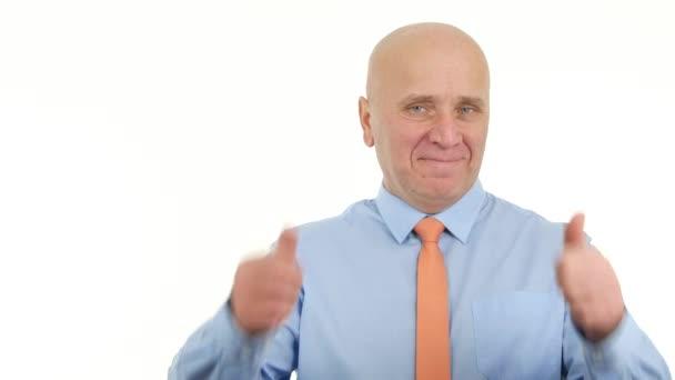 Radost podnikatel Dvoulůžkový palec nahoru ruce gesta (Ultra High Definition, Ultrahd, Ultra Hd, Uhd, 4k, 3840 x 2160)