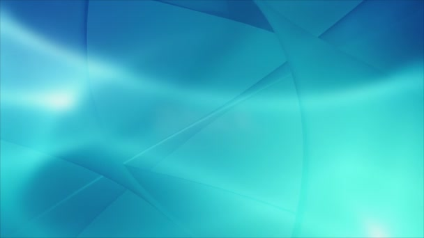 Motion blue lines abstract background Loop