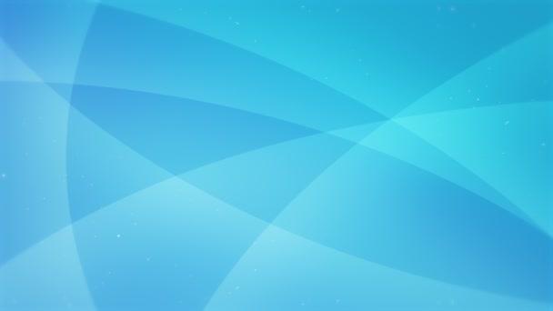 Motion modré čáry abstraktní pozadí smyčka