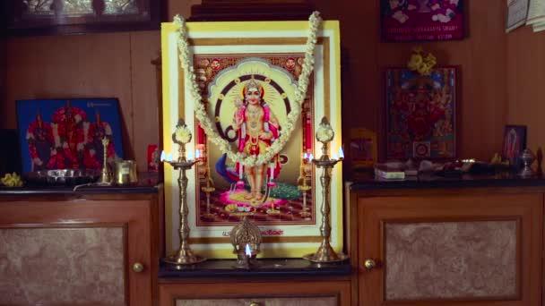 house interior pooja room decoration designs,pooja room with oil lamp,