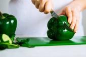 nő vágott zöld könyv zöld konyha fórumon