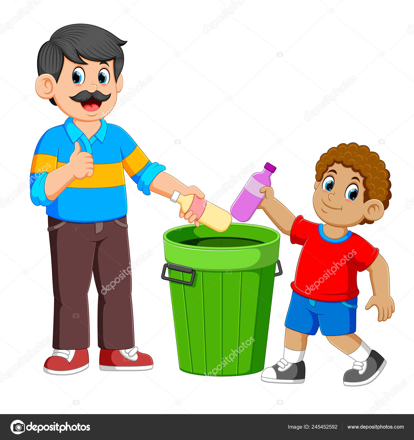 Take garbage out Stock Vectors, Royalty Free Take garbage out Illustrations    Depositphotos®
