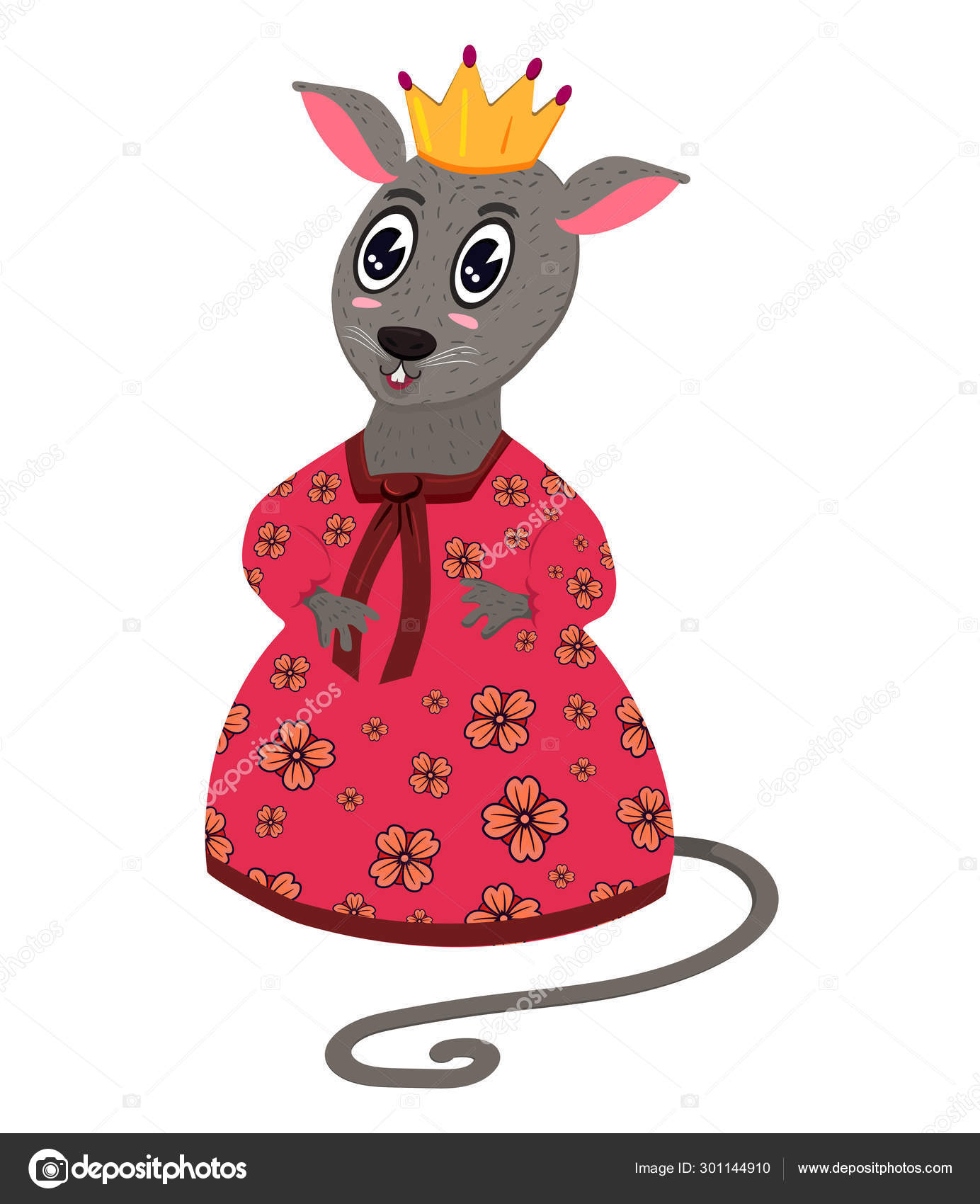 Rat With Crown Cartoon / We offers crown cartoon products.