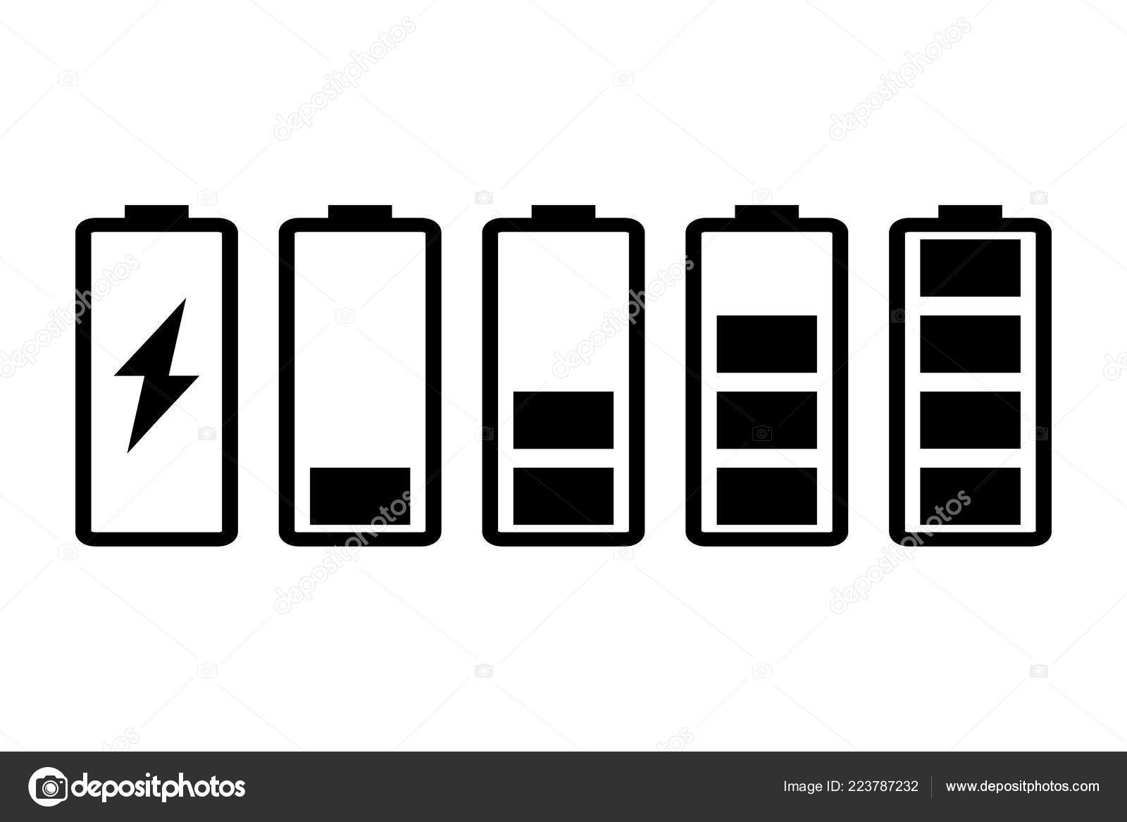 battery vector icon abstract stock vector c pupsy 223787232 https depositphotos com 223787232 stock illustration battery vector icon abstract html