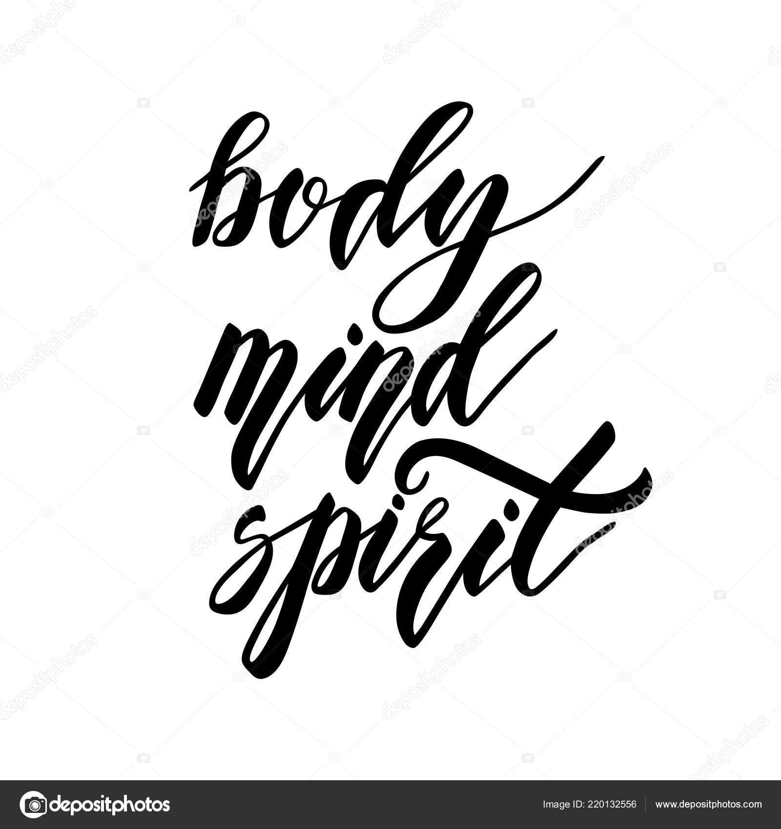 Vektor Schriftzug Kalligraphische Poster Mit Satz Körper