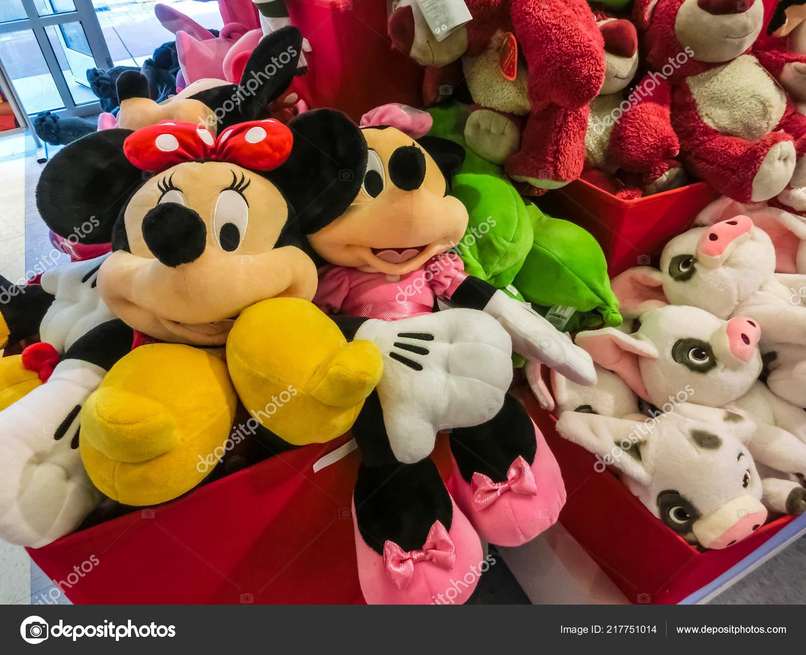 orlando eua 10 de maio de 2018 os brinquedos coloridos em disney