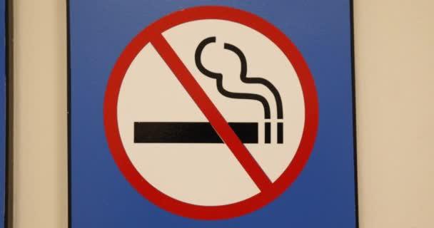 Rauchverbotssymbol oder -schild